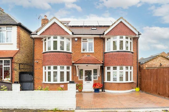 5 bed detached house for sale in Erlesmere Gardens, London W13