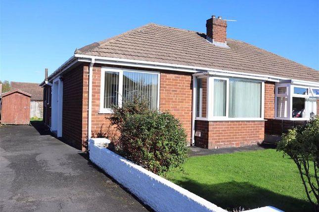 2 bed semi-detached bungalow to rent in Walmer Green, Walmer Bridge, Preston PR4