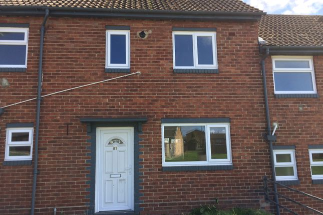 Thumbnail Terraced house to rent in Proudfoot Drive, Bishop Auckland