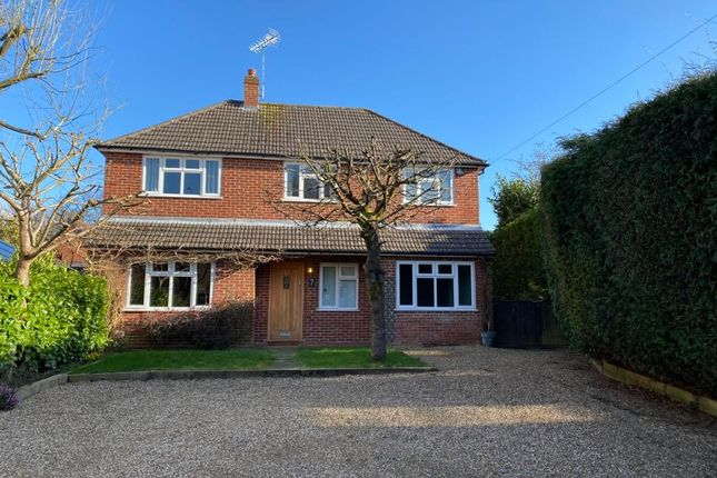 Thumbnail Detached house for sale in Warwick Lane, St. Johns, Woking