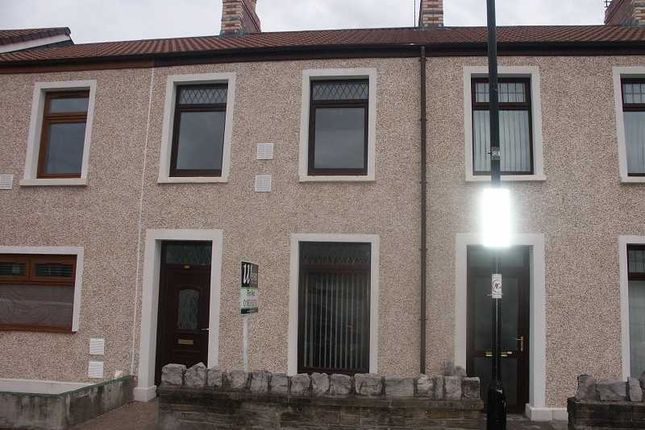 Thumbnail Terraced house to rent in Windsor Road, Neath, West Glamorgan.