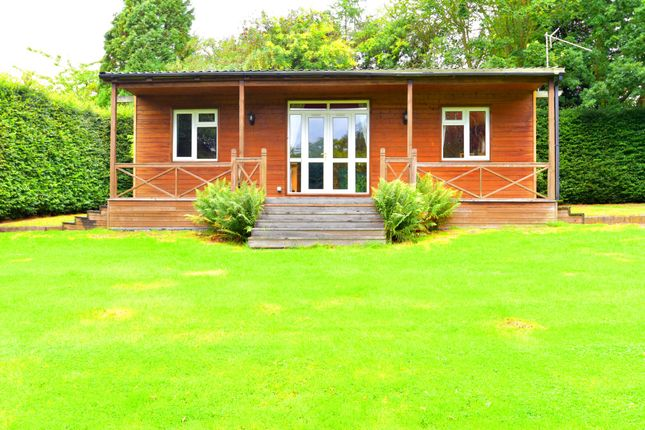 Thumbnail Detached bungalow to rent in Hillfoot Manor, Hillfoot Lane, Burn Bridge