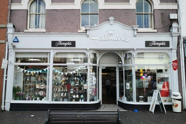 Retail premises for sale in Stafford, Staffordshire