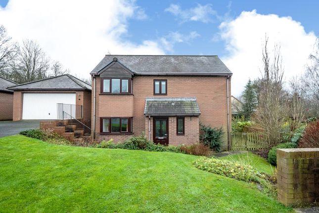 Thumbnail Detached house to rent in Dan-Y-Bryn, Glasbury, Hereford