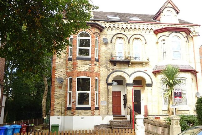 Thumbnail Flat for sale in 10, Mayfield Road, Whalley Range, Manchester.