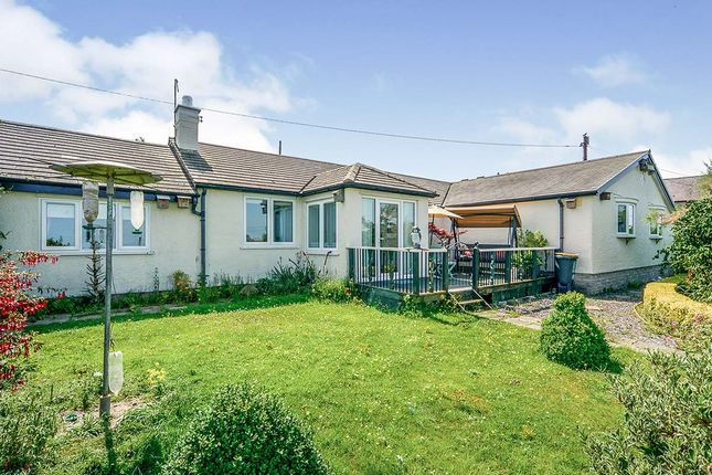 Thumbnail Bungalow for sale in Trelogan, Holywell, Flintshire