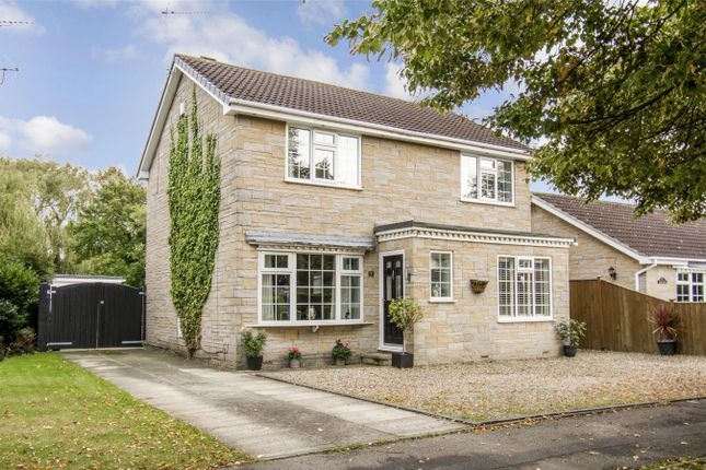 Thumbnail Detached house for sale in Northcroft, Haxby, York