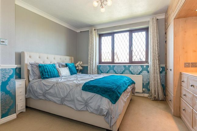 Bedroom One of Balliol Drive, Bottesford, Scunthorpe DN16