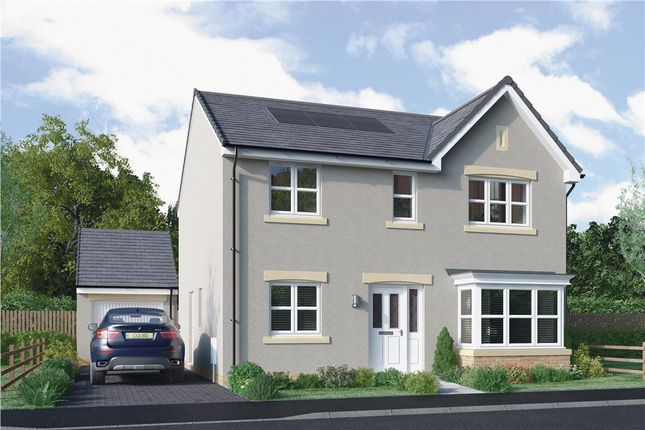 "Thumbnail Detached house for sale in ""Grant"" at Brotherton Avenue, Livingston"