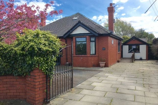 Thumbnail Detached bungalow for sale in Station Road, Banks, Southport