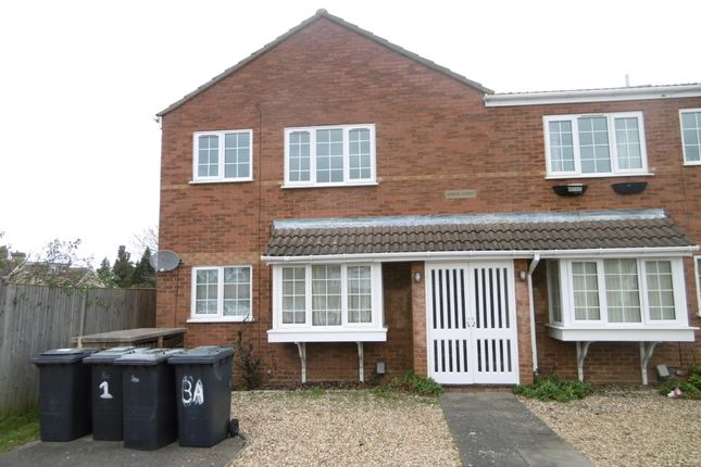 Thumbnail Flat to rent in Anoop Court, Biggleswade