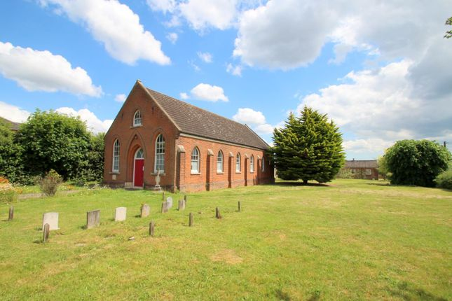 Thumbnail Property for sale in Chapel Road/Chapel Lane, West Bergholt, Essex