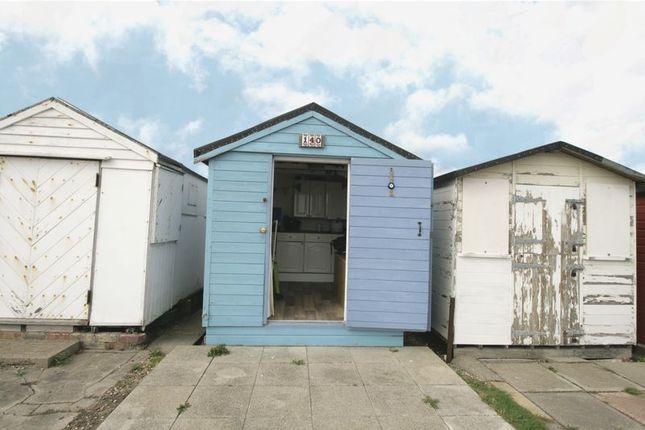 Beach Hut of Haven Village, Promenade Way, Brightlingsea, Colchester CO7