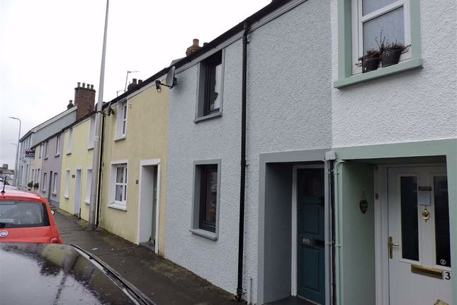 Thumbnail Terraced house for sale in St. James Street, Narberth, Pembrokeshire