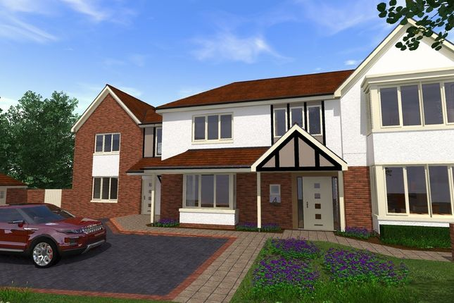 Thumbnail Detached house for sale in Bournbrook Road, Selly Oak, Birmingham