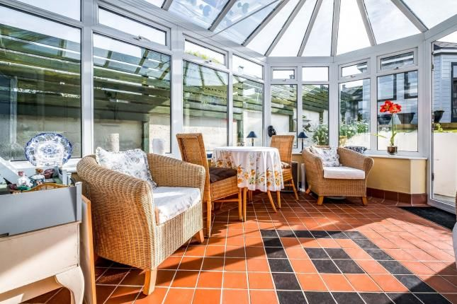 Conservatory of Padstow, Cornwall PL28