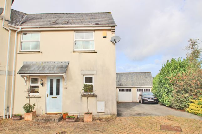 Thumbnail 3 bed end terrace house for sale in Ramsey Gardens, Manadon Park, Plymouth