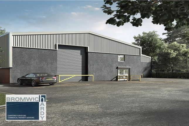 Thumbnail Warehouse to let in Longford Road Industrial Estate, Bedworth Road, Coventry, Warwickshire