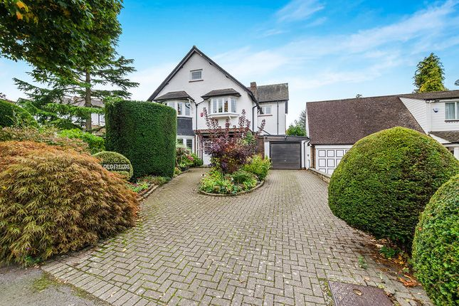 Thumbnail Detached house for sale in Park Hill Road, Wallington