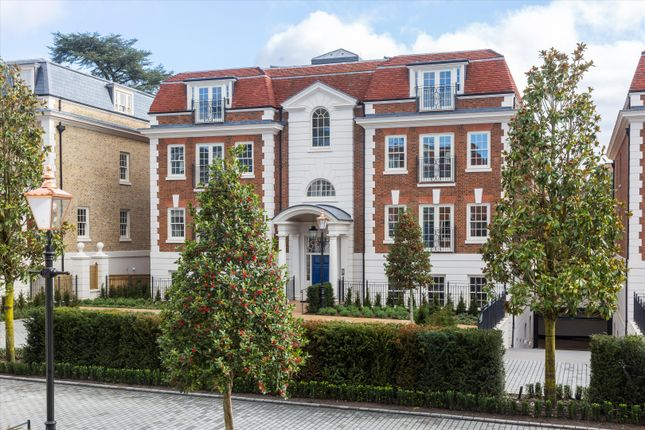 Thumbnail Flat for sale in Magna Carta Park, Englefield Green, Surrey