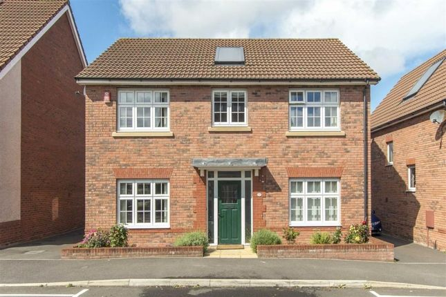Thumbnail Detached house for sale in Tinding Drive, Bristol