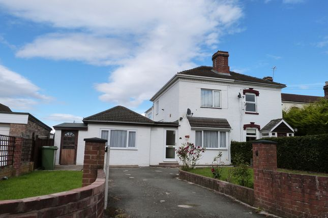 Thumbnail Semi-detached house to rent in Farley Street, Worcester