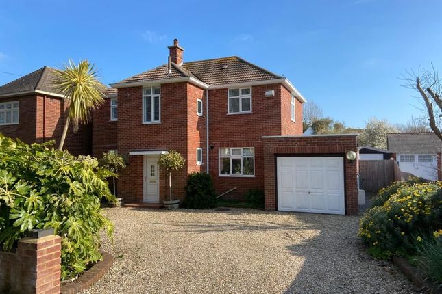 Thumbnail Detached house for sale in Bincleaves Road, Weymouth