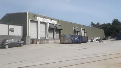 Thumbnail Light industrial to let in Normandy Way, Walker Lines Industrial Estate, Bodmin, Cornwall