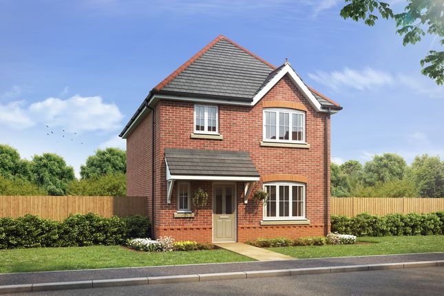 Thumbnail Detached house for sale in Off Lowfield Lane, St Helens