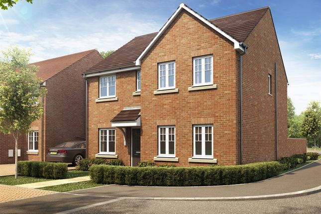 """Thumbnail Detached house for sale in """"The Mayfair"""" at Manor Lane, Maidenhead"""