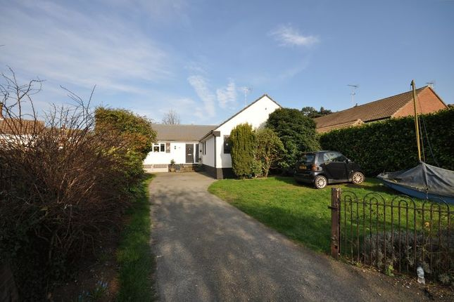 Thumbnail Bungalow for sale in Queen Anne Road, West Mersea, Colchester