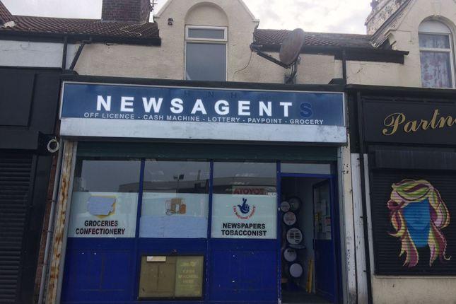 Retail premises for sale in Newcastle Road, Sunderland