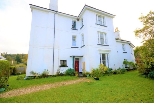 Thumbnail Flat for sale in Monte Rosa, Chagford, Newton Abbot