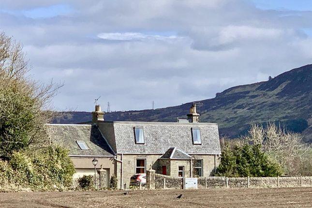 Thumbnail Farmhouse for sale in Bishops View, Gairneybridge, Kinross