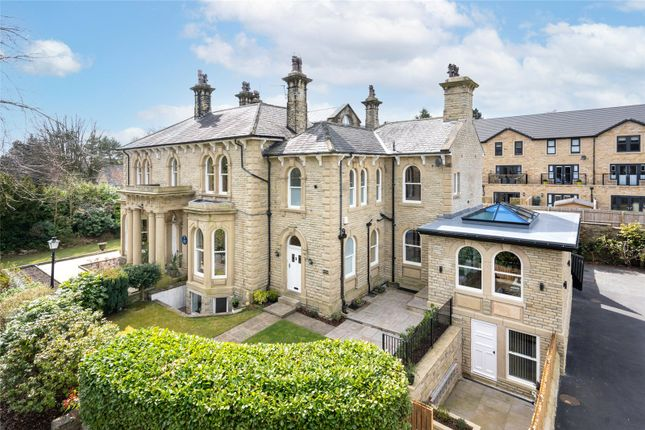 Thumbnail Semi-detached house for sale in Stafford Road, Halifax, Calderdale, West Yorkshire