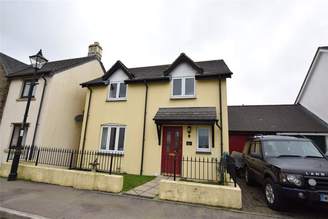3 Bed Detached House For Sale In Beechwood Drive Camelford PL32