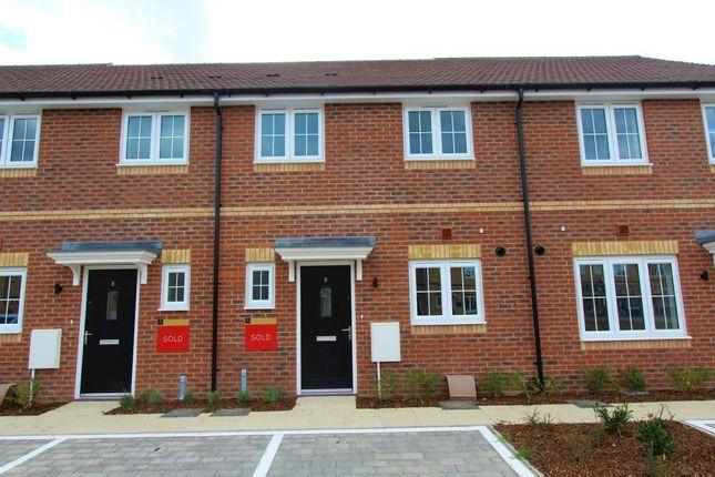 Thumbnail Terraced house for sale in Robinson Garden, Bassingbourn, Royston