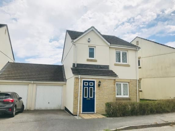 Helston Cornwall Tr13 3 Bedroom Link Detached House For Sale
