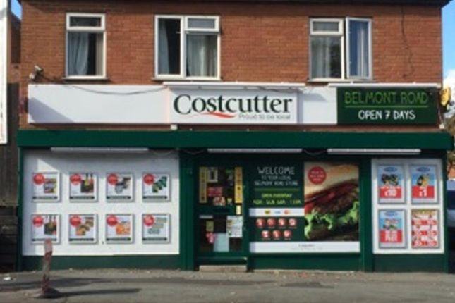 Thumbnail Retail premises for sale in Belmont Road, Hereford