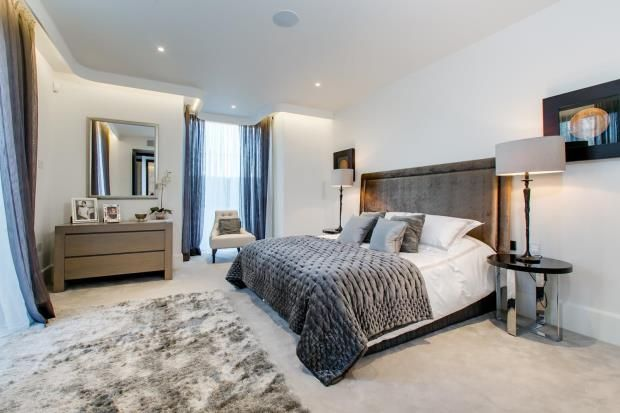 Bedroom Two of St Edmund's Terrace, Primrose Hill, London NW8