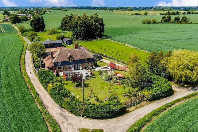Detached house for sale in Woodnesborough, Sandwich, Kent