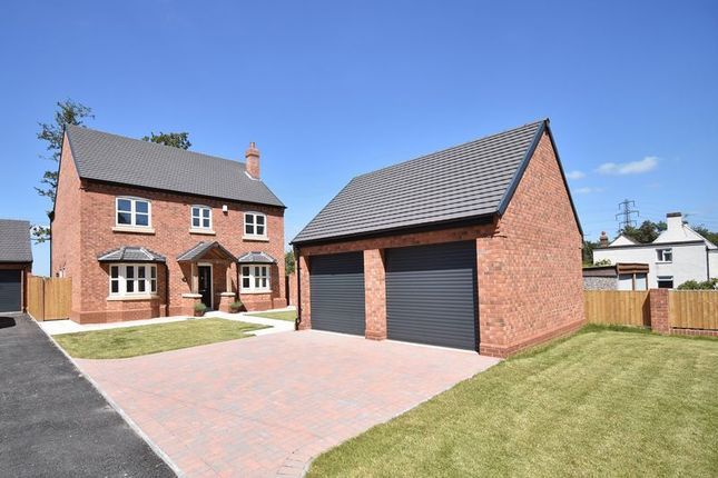Thumbnail Detached house for sale in Primrose House, Rushmoor Lane, Telford