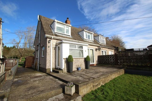 3 bed semi-detached house for sale in Cradoc, Brecon LD3