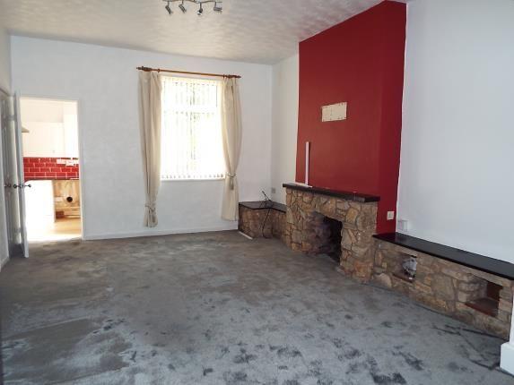 Living Room of Vicarage Hill, Rhostyllen, Wrexham, Wrecsam LL14