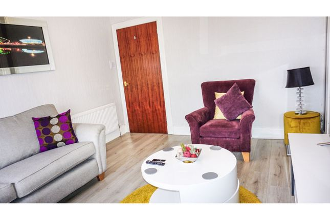 Thumbnail Flat for sale in Menzies Road, Torry, Aberdeen