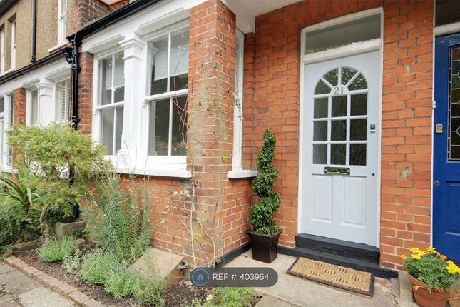 Thumbnail Terraced house to rent in Old Fold Lane, Barnet