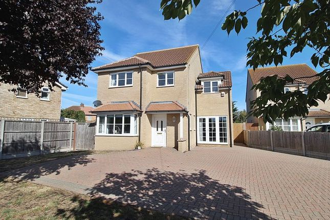 Thumbnail Detached house for sale in Rowan Crescent, Biggleswade
