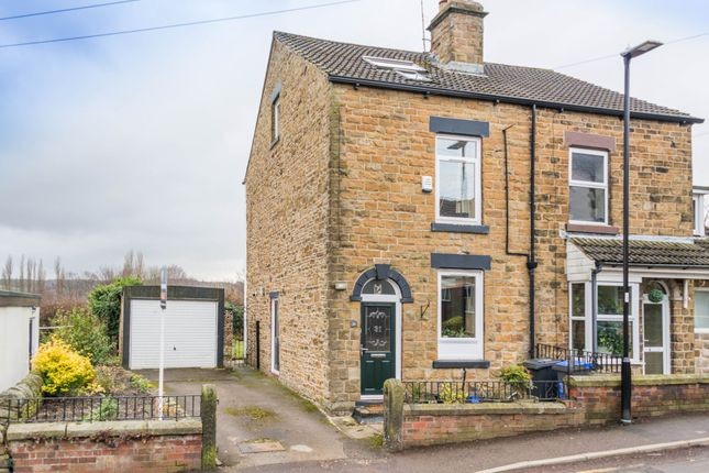 Thumbnail Semi-detached house for sale in Lemont Road, Totley Rise, Sheffield