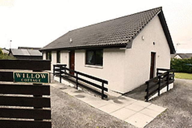 Thumbnail Detached bungalow to rent in 2 Bedroom Furnished Bungalow Drumsmittal, Inverness