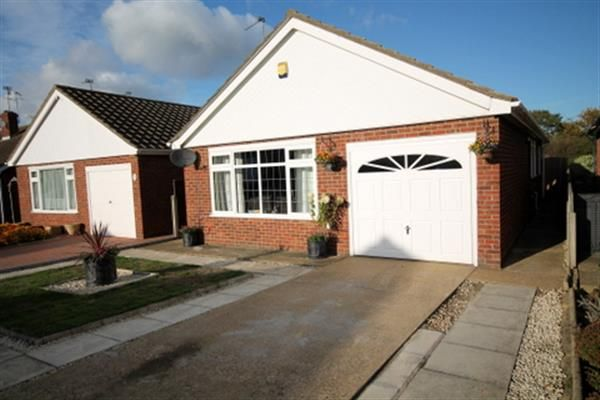 Thumbnail Bungalow for sale in Cypress Close, Clacton-On-Sea